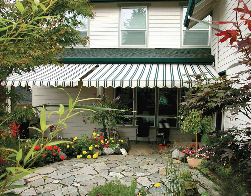 Retractable Awnings Pure Tech Window Fashion
